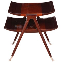 Side Table in the Style of Gio Ponti