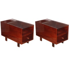 Pair of Midcentury Side Tables by George Nelson for Herman Miller