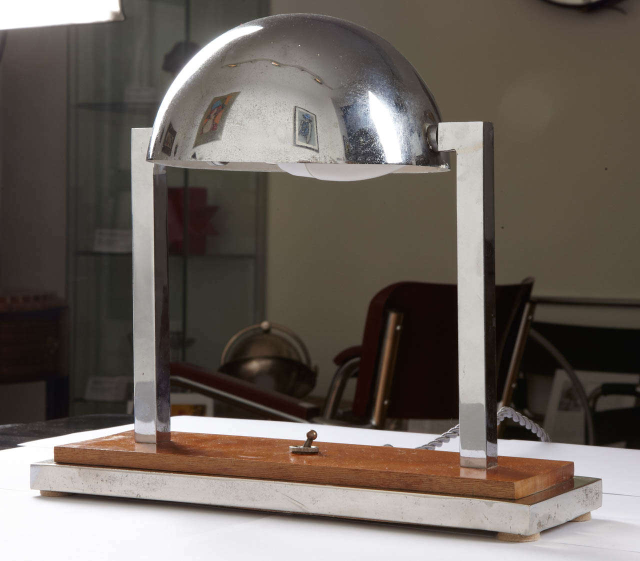 Art Deco Desk Table Lamp