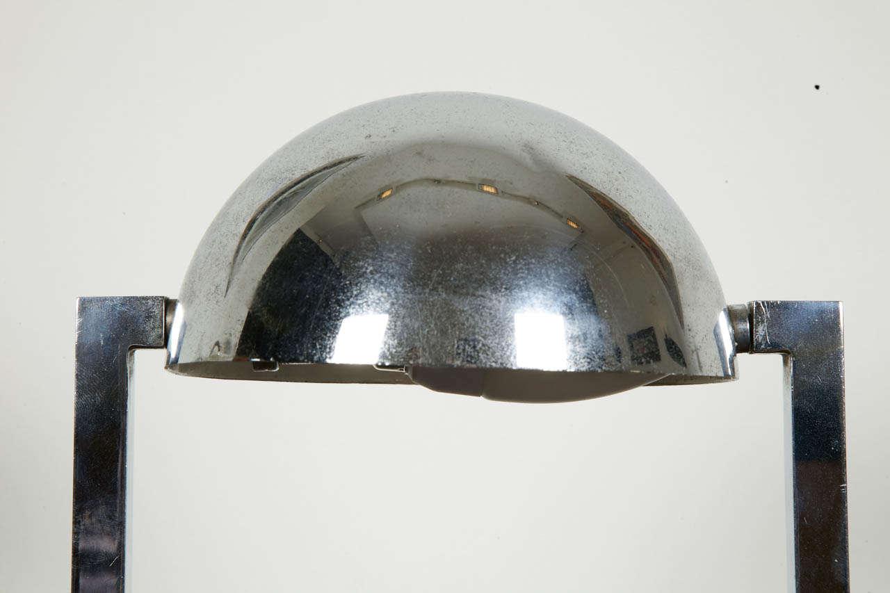 Steel Desk Table Lamp