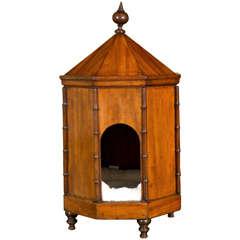 English Georgian Dog or Cat House