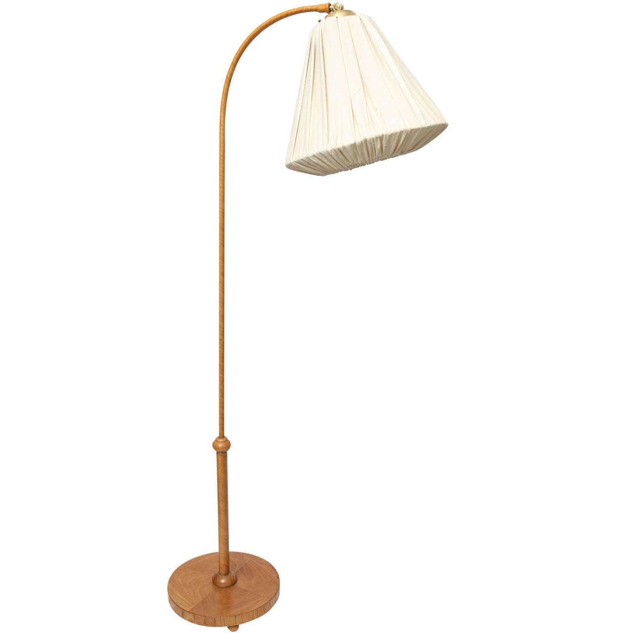 A 1950 39 s modernist austrian floor lamp at 1stdibs for 1950s floor lamps