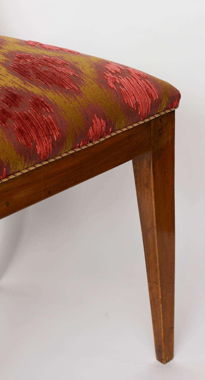 Set of Six Biedermeier Dining Chairs, Josef Danhauser, Vienna For Sale 3