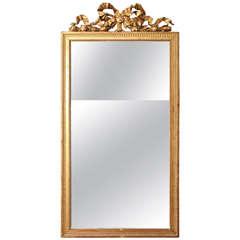 18th Century French Louis XVI Style Mirror