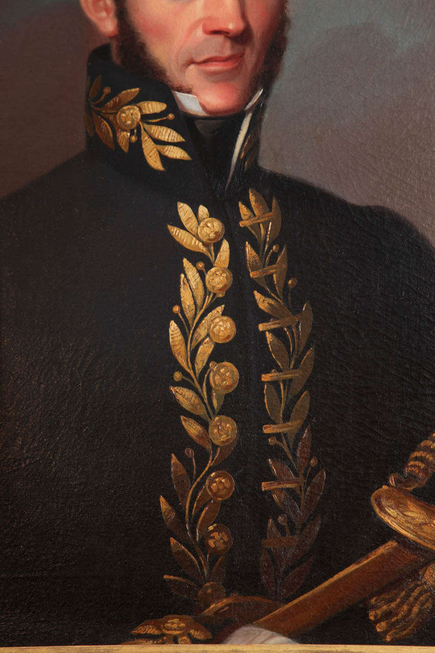 19th Century English Portrait For Sale 2