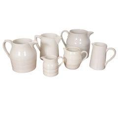 English White Ware/Milk Jugs