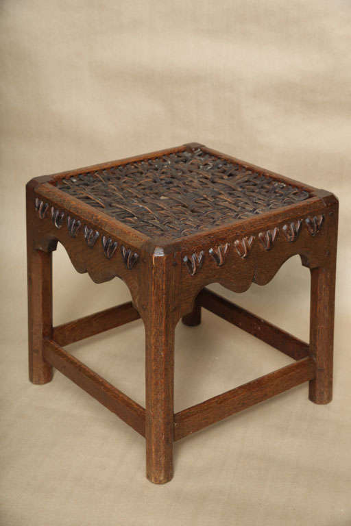 English Cotswold School Stool By Gordon Russell At 1stdibs