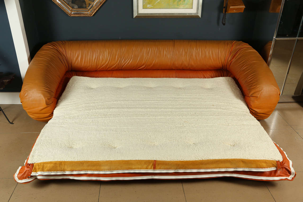 Anfibio Bed By Alessandro Becchi For Giovannetti For Sale