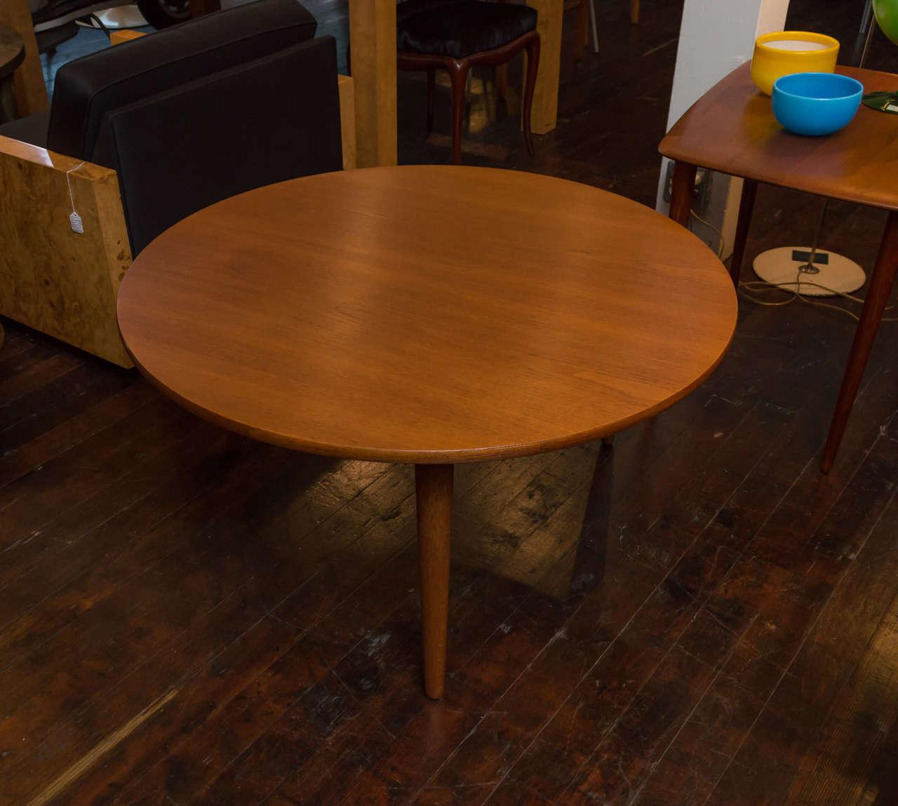 Mid-Century Modern Hans J Wegner Coffee Table For Sale