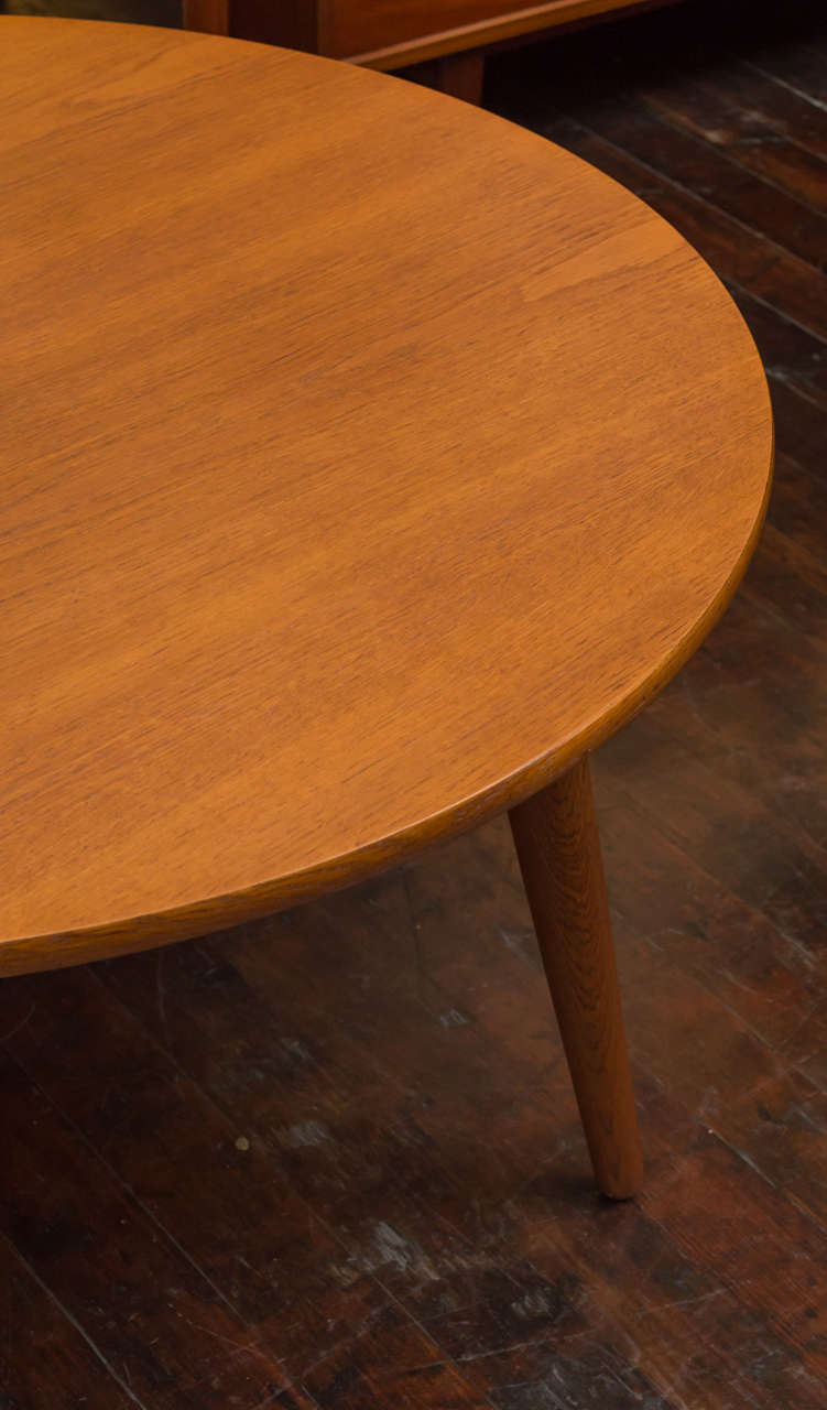 American Hans J Wegner Coffee Table For Sale