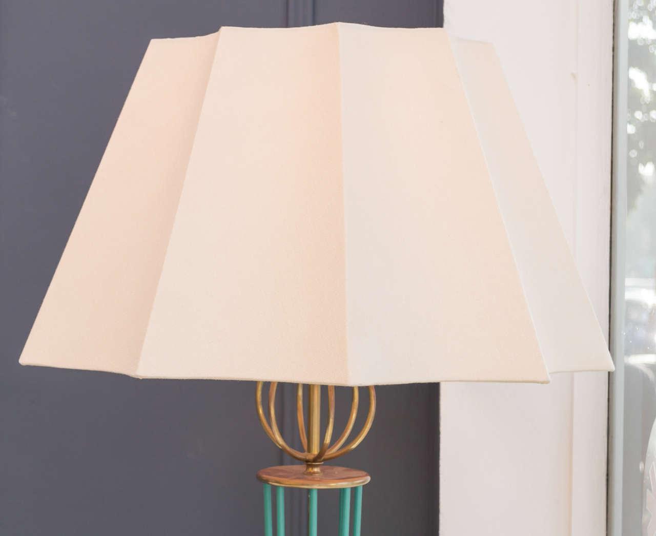 Mid-Century Modern Maison Arlus Floor Lamps For Sale
