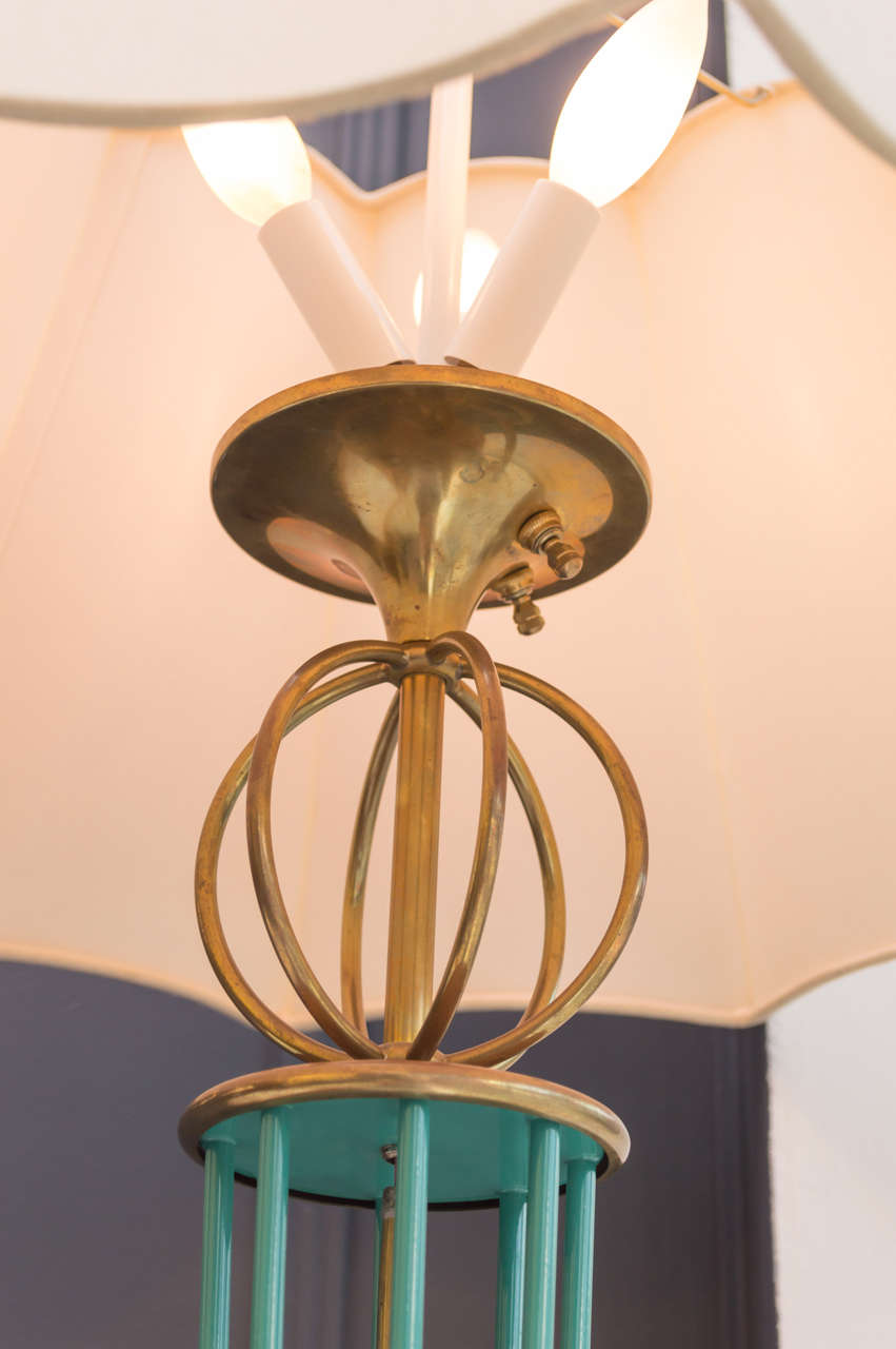 French Maison Arlus Floor Lamps For Sale