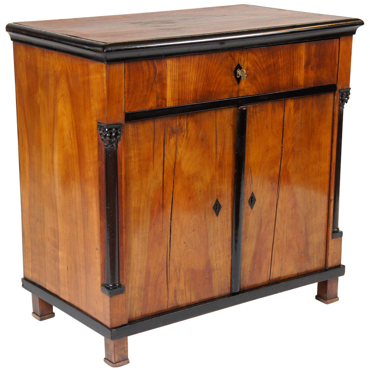 biedermeier petite commode north germany c 1820 at 1stdibs. Black Bedroom Furniture Sets. Home Design Ideas