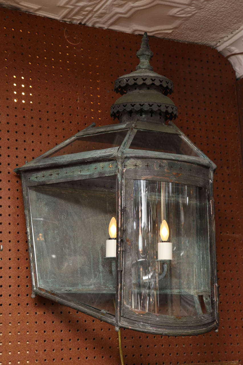 19th Century Copper Lanterns For Sale 2