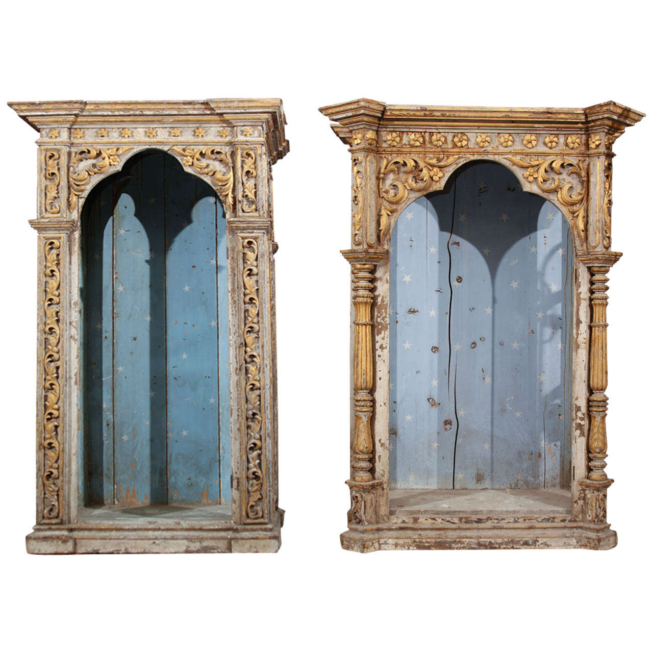 Pair of Niches