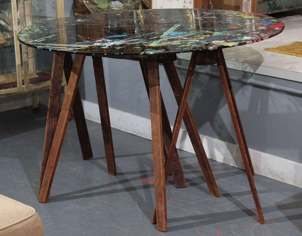Carel Fabritius   Painters Table