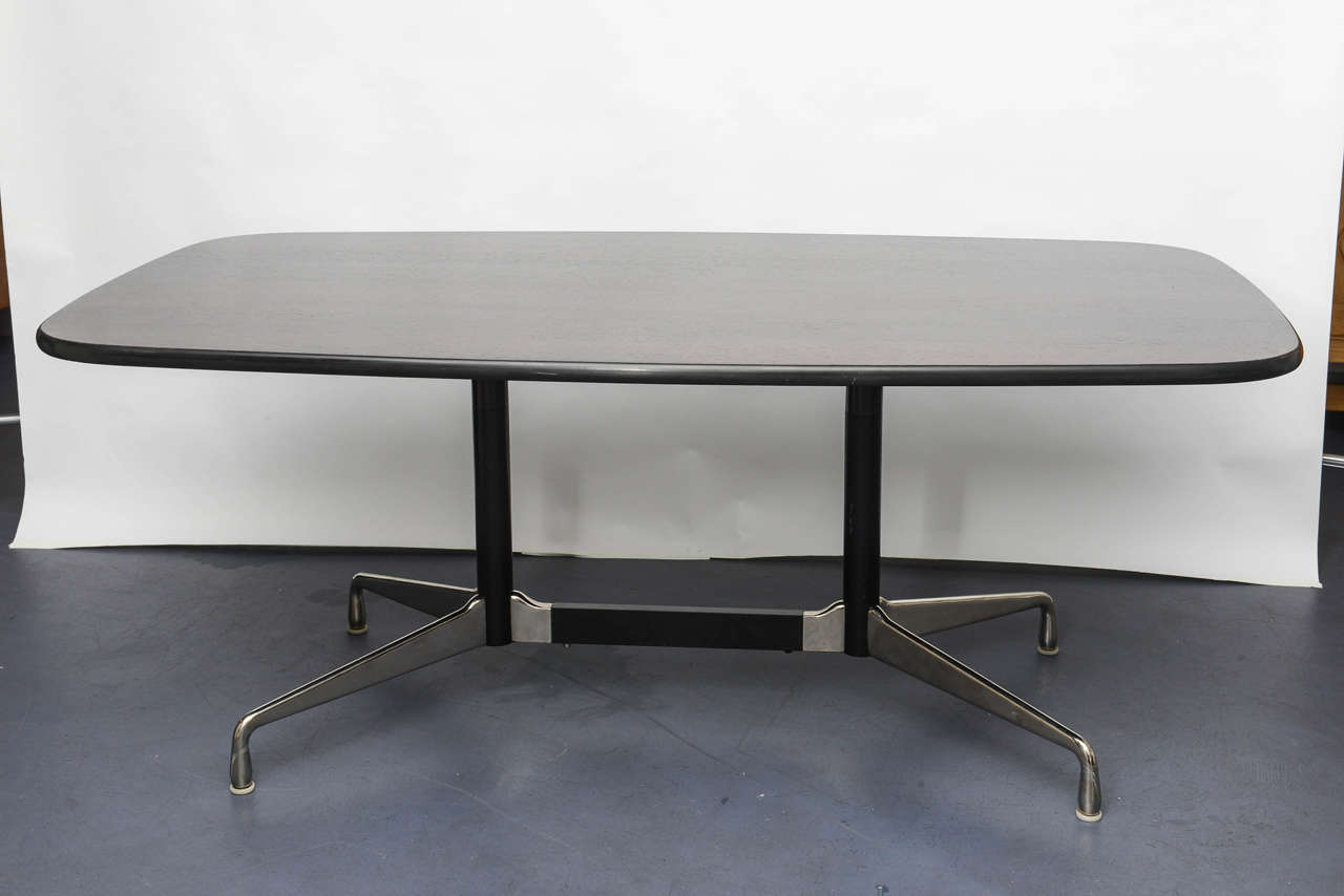 Charles and Ray Eames designer for Herman Miller Aluminium Group.