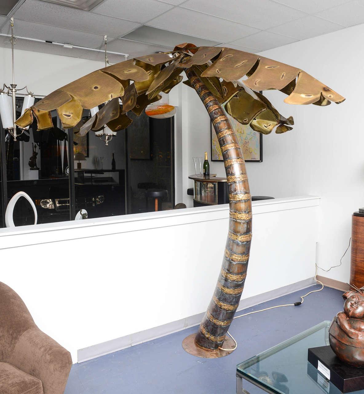 Duval Brasseur Full Scale Sculptural Floor Lamp 2