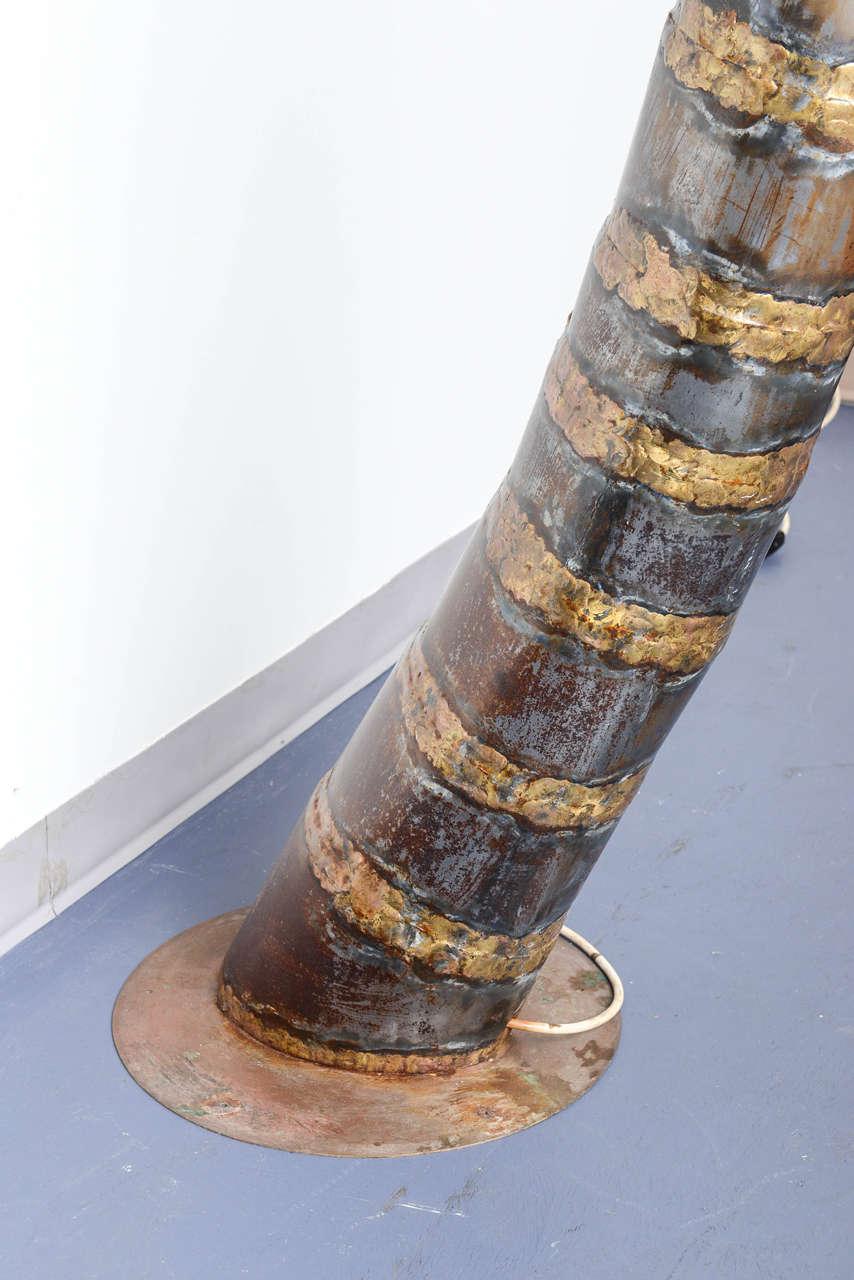 Duval Brasseur Full Scale Sculptural Floor Lamp 4