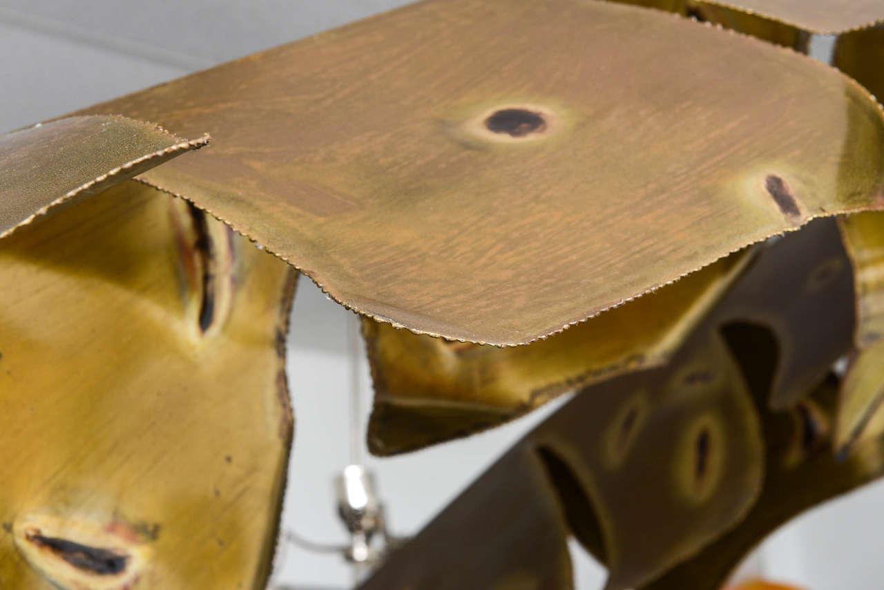 Duval Brasseur Full Scale Sculptural Floor Lamp 5