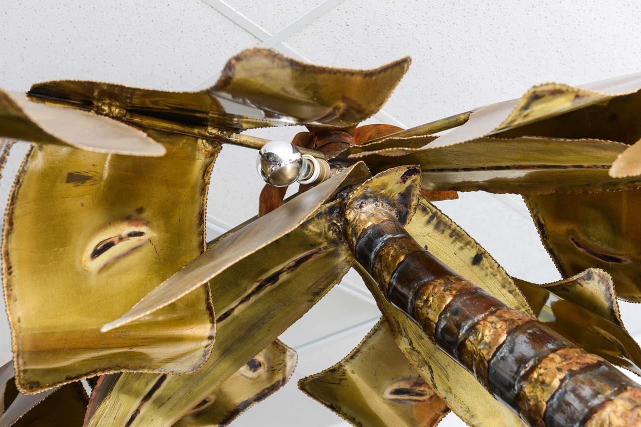 Duval Brasseur Full Scale Sculptural Floor Lamp 6