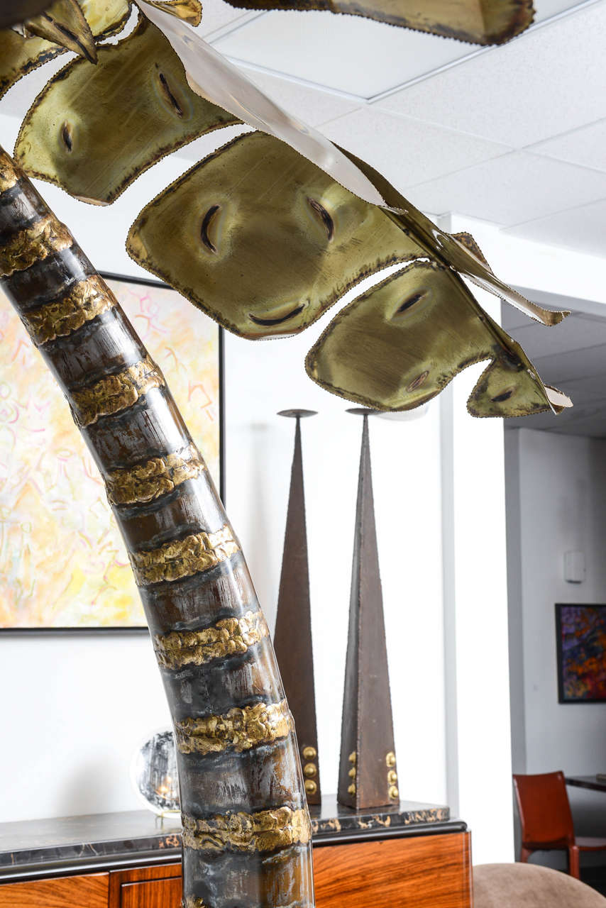 Duval Brasseur Full Scale Sculptural Floor Lamp 7