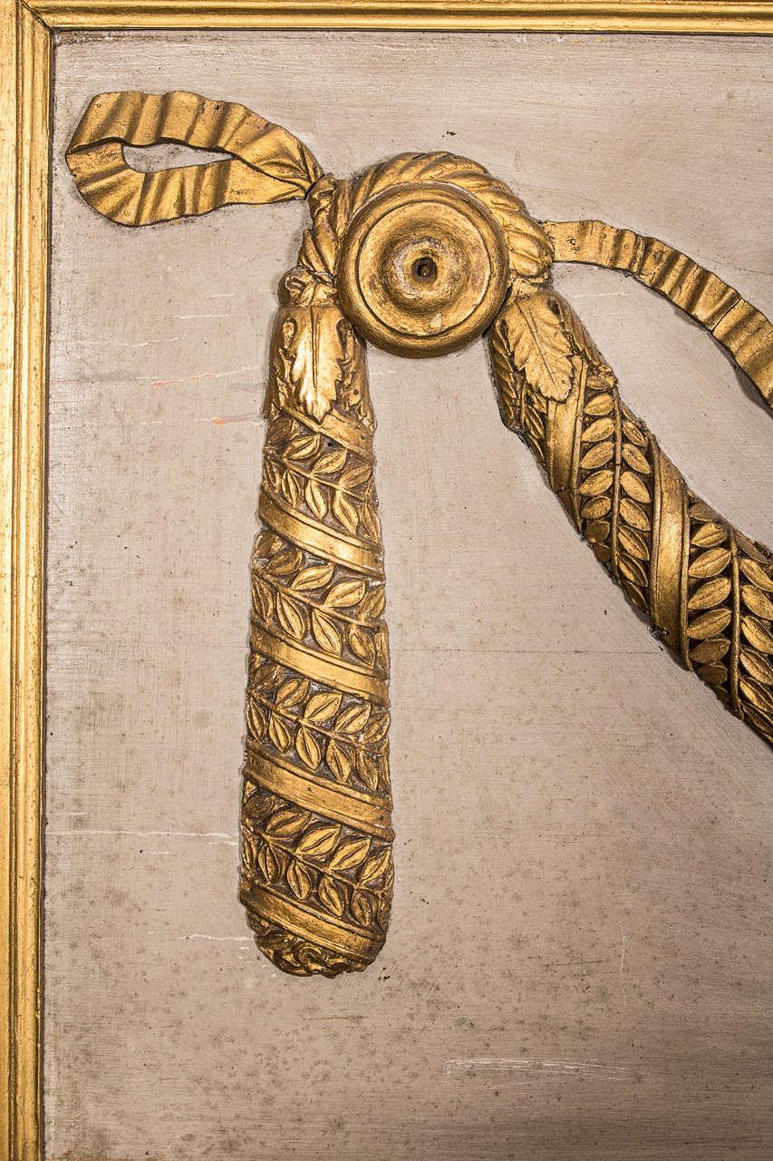 Italian, 18th Century Decorative Panel For Sale at 1stdibs