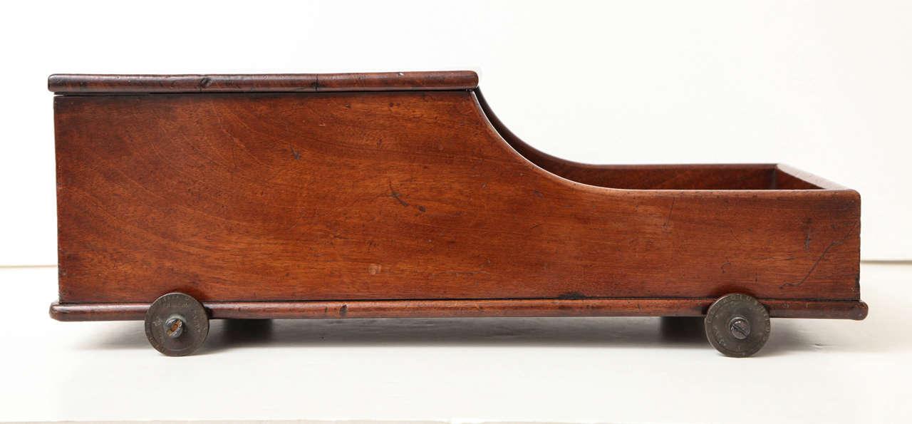 George III Mahogany Table Coaster, circa 1800 2