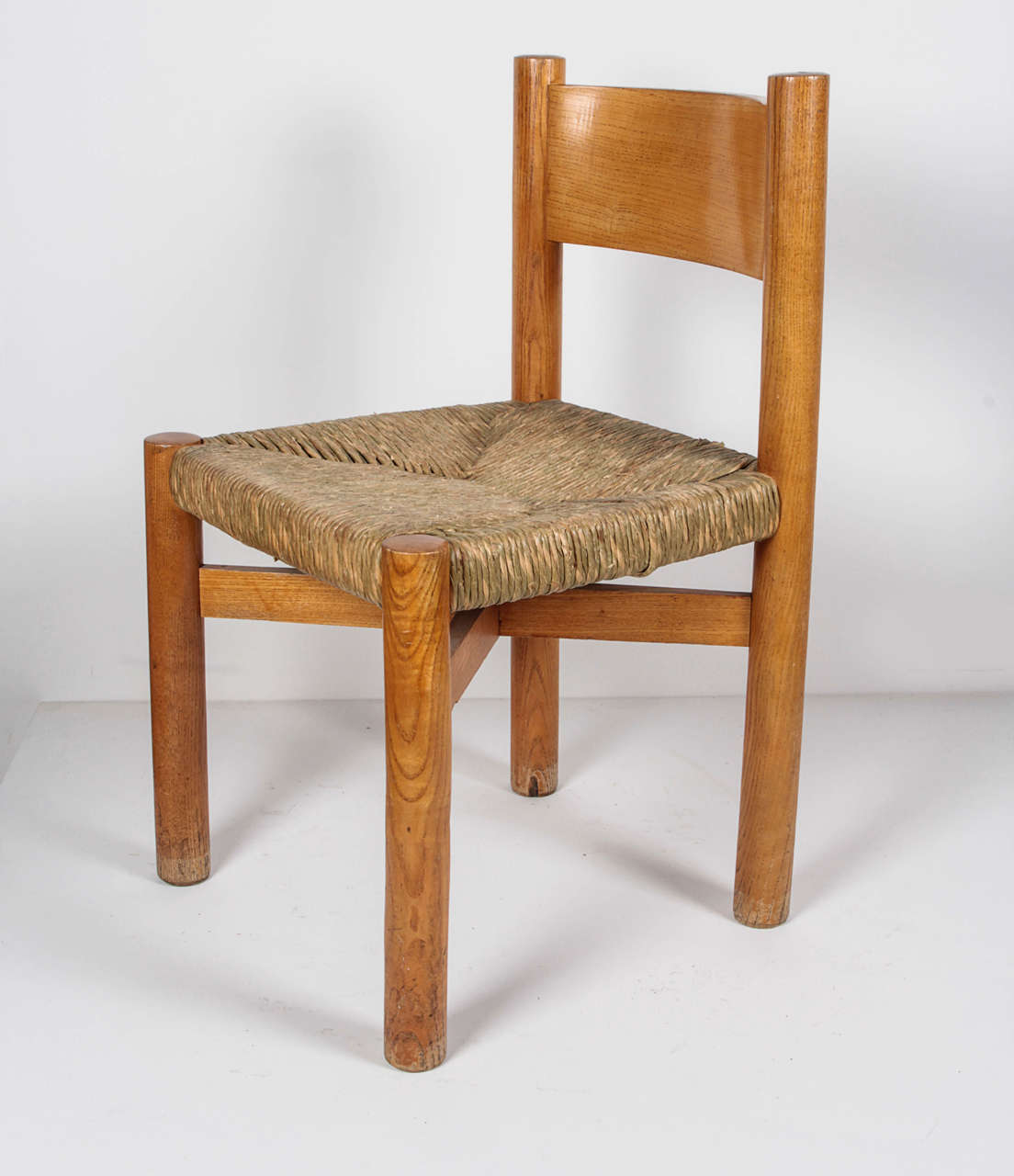 Mid-20th Century Charlotte Perriand Chair, circa 1967 For Sale