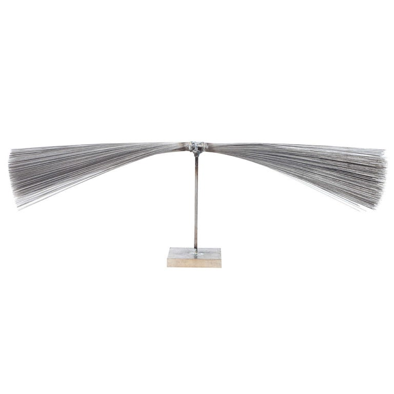 Val Bertoia Relaxing Spray Sculpture, 2014 For Sale