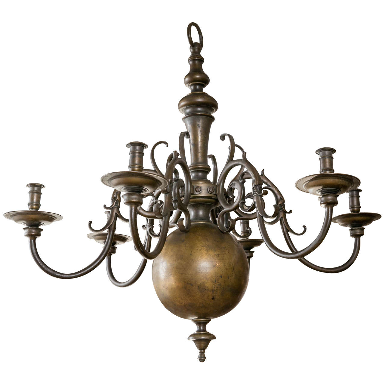 Brass Candle Chandelier Designs