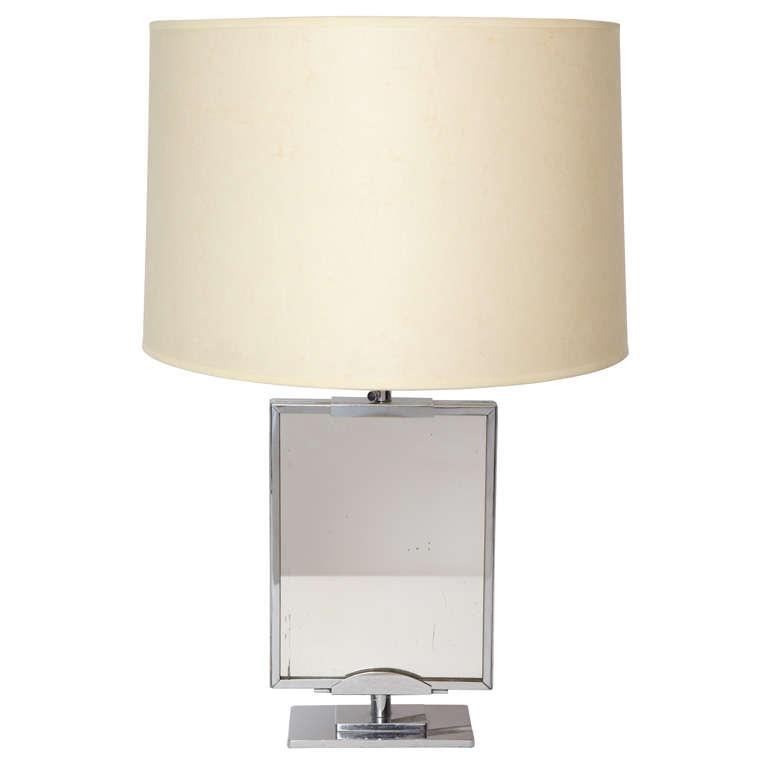 American Modernist Art Deco Table Lamp