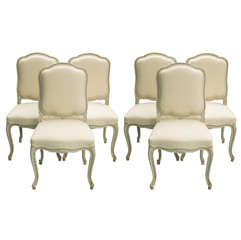 Louis XV Style Dining Chairs