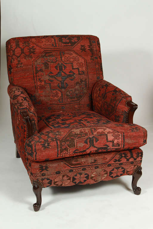 Antique French Clubchair 2