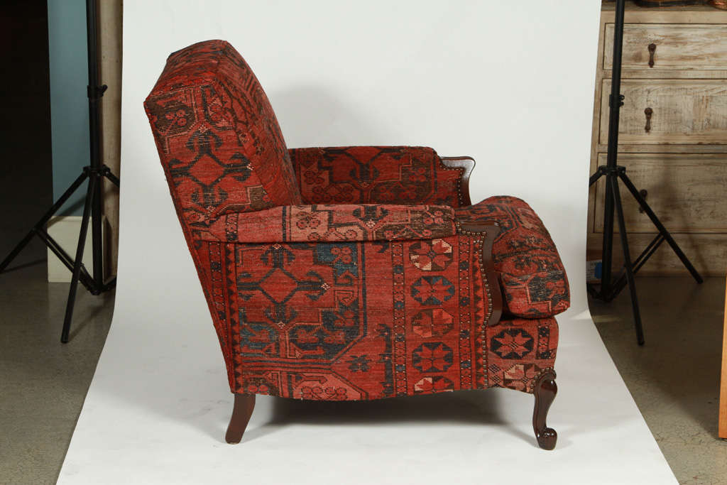 Antique French Clubchair 7