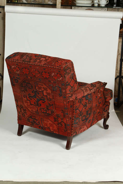 Antique French Clubchair 8