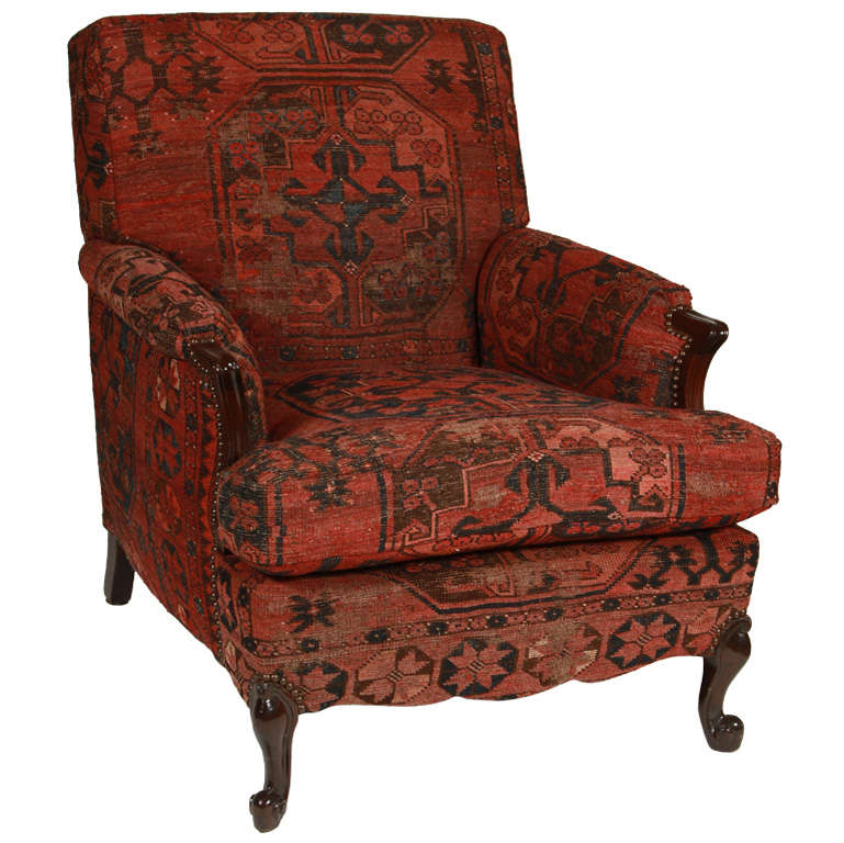 Antique French Clubchair 1