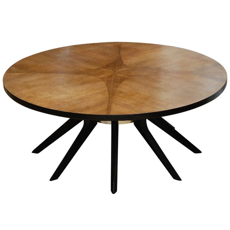 broyhill cathedral coffee table at 1stdibs