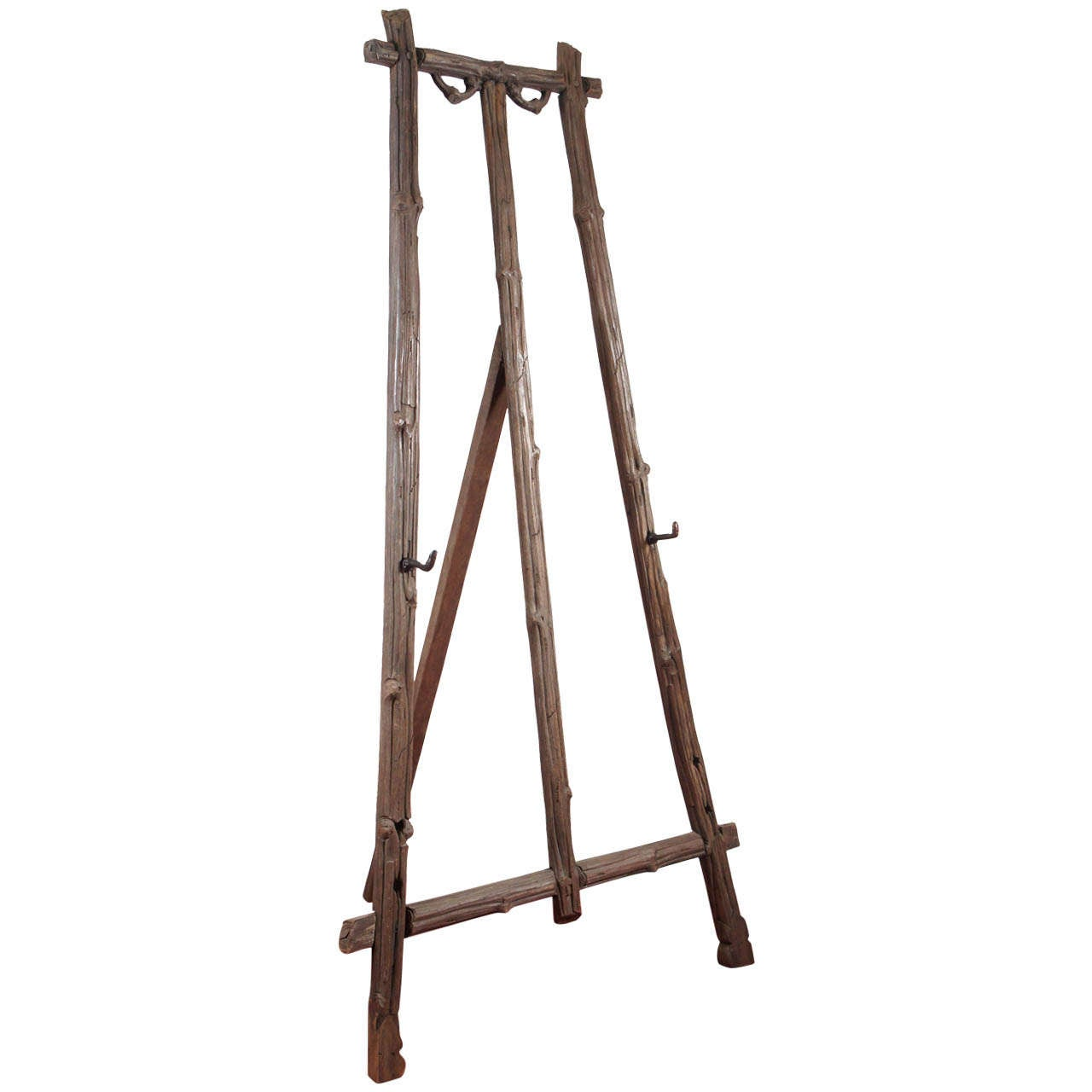 Black Forest Wood Artist's Easel