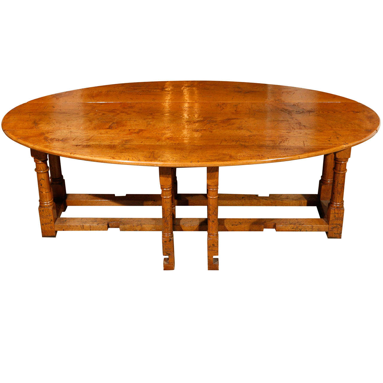 Vintage French Country Coffee Table At 1stdibs
