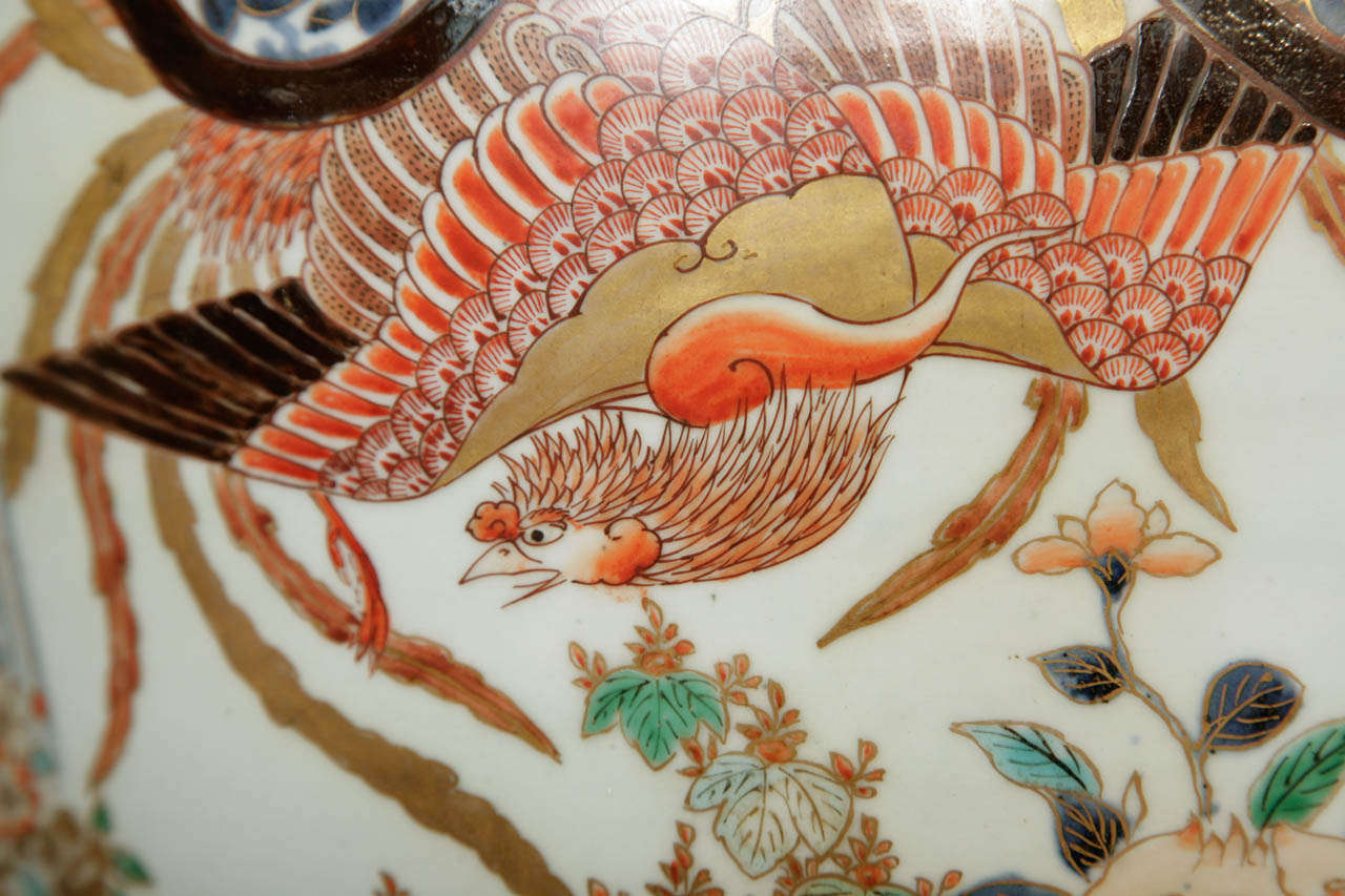 Early 18th Century Japanese Imari Vase In Excellent Condition For Sale In London, GB