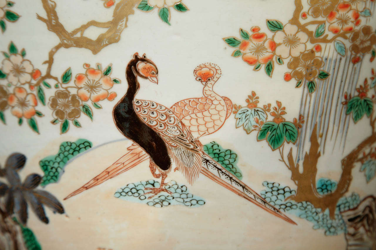 Early 18th Century Japanese Imari Vase For Sale 2
