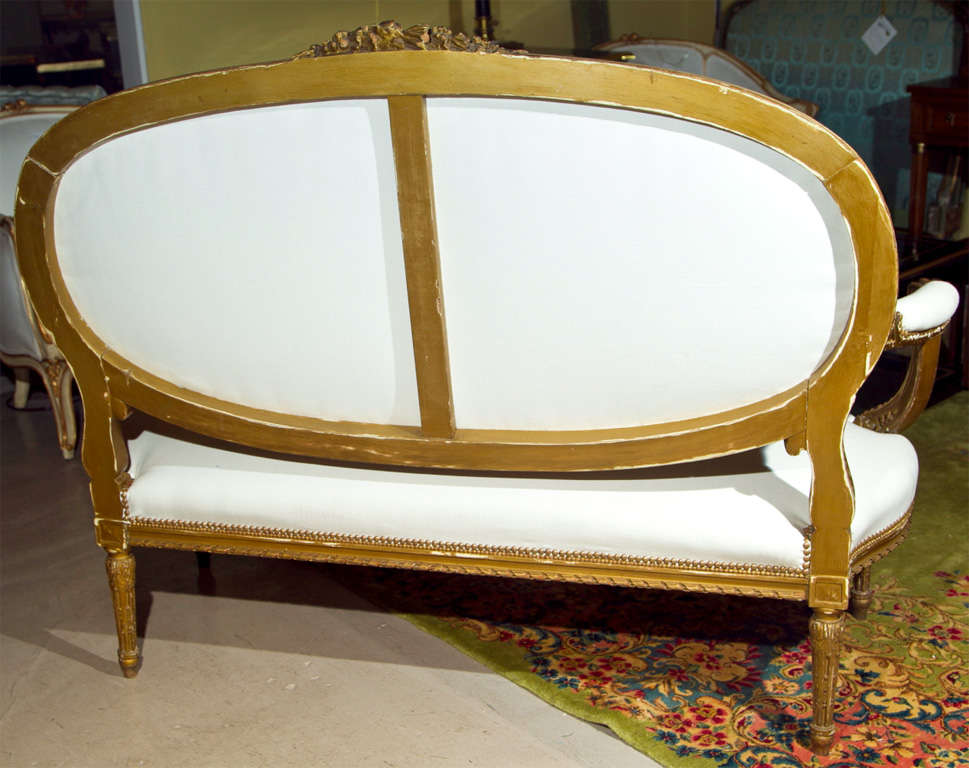 French louis xiv style canap for sale at 1stdibs for Canape for sale