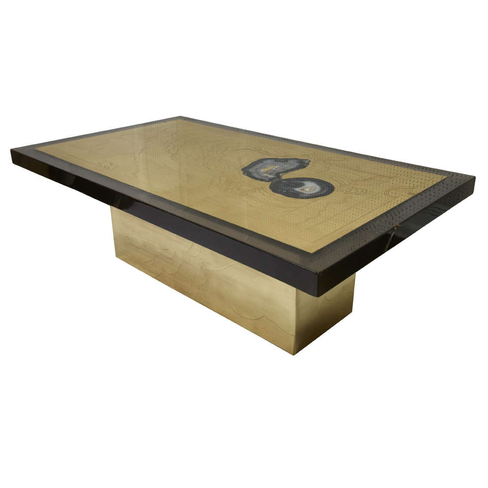 Fantastic Coffee Table By Armand Jonkers At 1stdibs