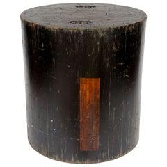 Large Circular Pedestal