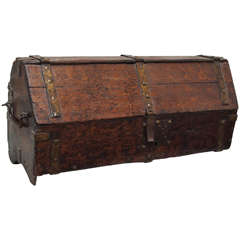 19th Century Wooden Box