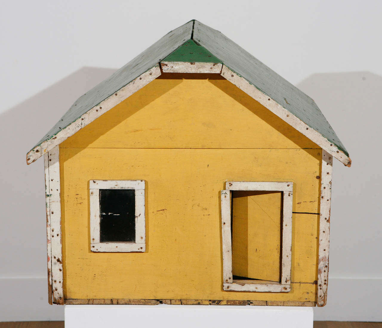 American Early 20th Century, Model Barn or Garage, circa 1910-1930 For Sale