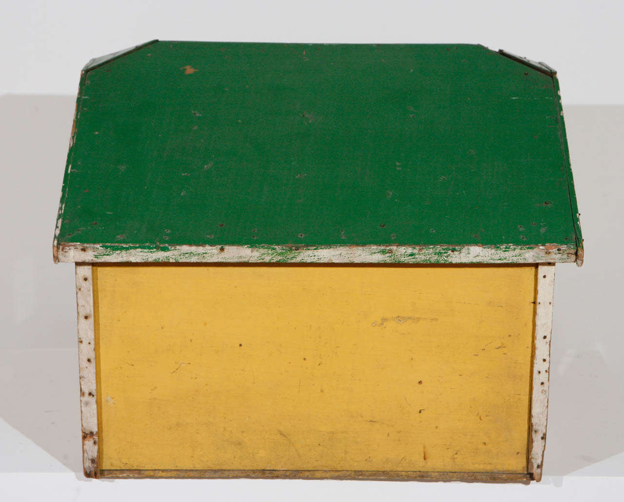 Early 20th Century, Model Barn or Garage, circa 1910-1930 For Sale 2