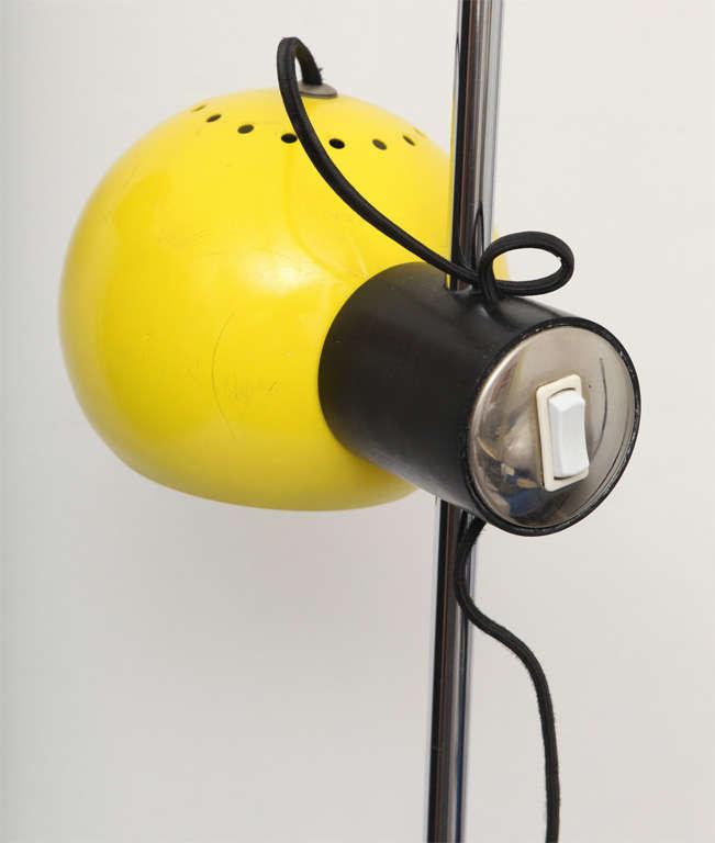 Pair of Italian Articulated Floor Lamps by Regiani 6