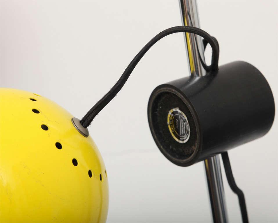 Pair of Italian Articulated Floor Lamps by Regiani 7